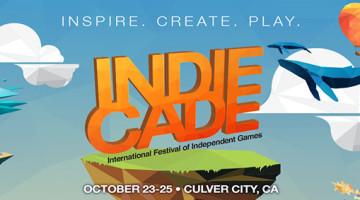 Presenting at IndieCade